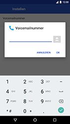 LG Nexus 5X - Android Oreo - Voicemail - Handmatig instellen - Stap 10