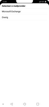 LG g7-thinq-g710 - E-mail - Handmatig Instellen - Stap 6