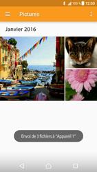 Sony Xperia XZ (F8331) - Photos, vidéos, musique - Envoyer une photo via Bluetooth - Étape 15