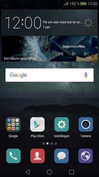 Huawei Mate S - Internet - Hoe te internetten - Stap 2