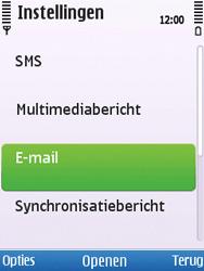 Nokia C5-00 - E-mail - Handmatig instellen - Stap 26