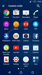 Sony Xperia M5 - Applications - Downloading applications - Step 3