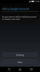Sony D6503 Xperia Z2 LTE - Applications - Downloading applications - Step 4