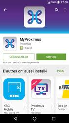 Acer Liquid Zest 4G - Applications - MyProximus - Étape 10