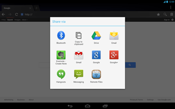 Acer Iconia Tab A3 - Internet - Internet browsing - Step 14