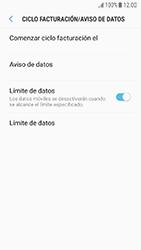 Samsung Galaxy J5 (2017) - Internet - Ver uso de datos - Paso 12