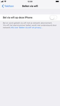 Apple iPhone 6s Plus - iOS 12 - Bellen - bellen via wifi (VoWifi) - Stap 5