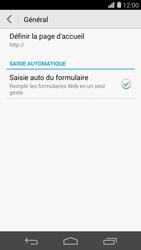 Huawei Ascend P7 - Internet - configuration manuelle - Étape 22