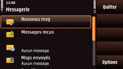Nokia N97 Mini - MMS - Configuration manuelle - Étape 20