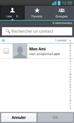 LG P710 Optimus L7 II - E-mail - envoyer un e-mail - Étape 5