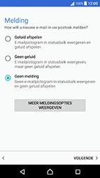 Sony Xperia X Performance (F8131) - E-mail - Handmatig instellen (yahoo) - Stap 11