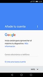 Huawei P10 Lite - E-mail - Configurar Gmail - Paso 8