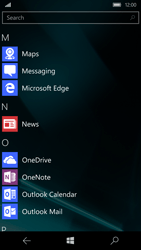 Microsoft Lumia 650 - Internet - Internet browsing - Step 2