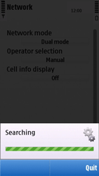 Nokia C5-03 - Network - Usage across the border - Step 8