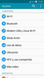 Samsung A500FU Galaxy A5 - Internet - Ver uso de datos - Paso 4