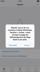 Apple iPhone 6 iOS 9 - WhatsApp - Activer WhatsApp - Étape 13