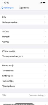 Apple iPhone 11 Pro Max - apps - apps afsluiten - stap 6