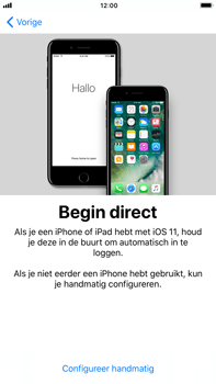 Apple iPhone 6 Plus iOS 11 - Toestel - Toestel activeren - Stap 9