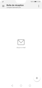 Huawei P20 Pro Android Pie - E-mail - Configuration manuelle - Étape 3