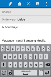 Samsung G130HN Galaxy Young 2 - E-mail - Bericht met attachment versturen - Stap 10