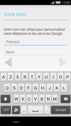 Sony Xperia Z2 - Premiers pas - Créer un compte - Étape 9