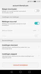 Huawei P9 (Model EVA-L09) - E-mail - Instellingen KPNMail controleren - Stap 25