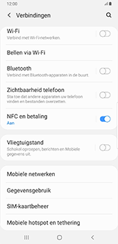 Samsung Galaxy S8+ - Android Pie (SM-G955F) - Bluetooth - Headset, carkit verbinding - Stap 5