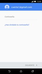 HTC One M9 - E-mail - Configurar Gmail - Paso 11