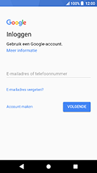 Sony Xperia X Compact - Android Oreo - E-mail - e-mail instellen (gmail) - Stap 9
