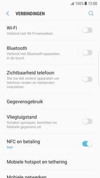 Samsung Galaxy S7 Edge - Android Oreo - Bluetooth - headset, carkit verbinding - Stap 5