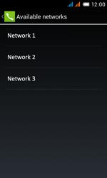 Alcatel OT-4033X Pop C3 - Network - Usage across the border - Step 11