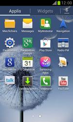 Samsung Galaxy Trend - Contact, Appels, SMS/MMS - Envoyer un MMS - Étape 3
