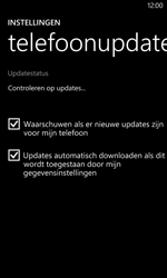 Nokia Lumia 1020 - Software update - update installeren zonder PC - Stap 6