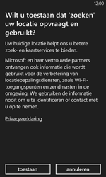 Nokia Lumia 520 - Applicaties - Account aanmaken - Stap 6