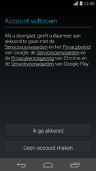 Huawei Ascend P7 - Applicaties - Account aanmaken - Stap 14