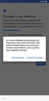 Samsung Galaxy Note 8 - Android Oreo - Primeiros passos - Como ligar o telemóvel pela primeira vez -  14