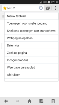 Samsung Galaxy Note 4 4G (SM-N910F) - Internet - Hoe te internetten - Stap 10
