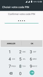 Wiko Freddy - Sécuriser votre mobile - Activer le code de verrouillage - Étape 10