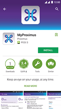 OnePlus 2 - Applications - MyProximus - Step 6