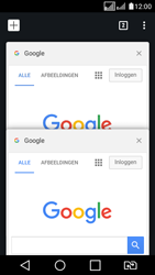 LG K4 (2017) - Internet - Internet gebruiken - Stap 17