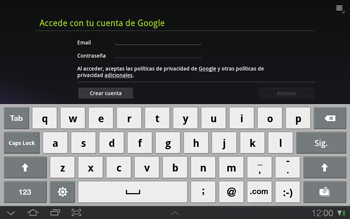 Samsung P7500 Galaxy Tab 10-1 - Aplicaciones - Tienda de aplicaciones - Paso 4