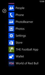 Nokia Lumia 925 - Internet - Enable or disable - Step 3
