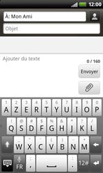 HTC S510b Rhyme - MMS - Envoi d