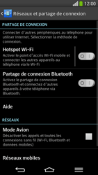 LG D955 G Flex - Internet - Utilisation à l