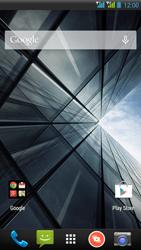 HTC Desire 516 - SMS - Configuration manuelle - Étape 1
