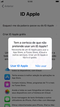 Apple iPhone 6s Plus - iOS 12 - Primeiros passos - Como ligar o telemóvel pela primeira vez -  18