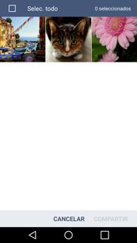 LG G4 - Bluetooth - Transferir archivos a través de Bluetooth - Paso 6