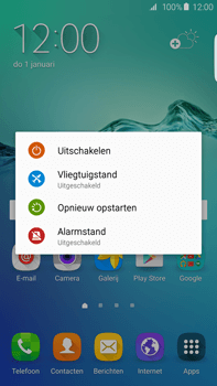 Samsung G928F Galaxy S6 Edge + - Internet - Handmatig instellen - Stap 26