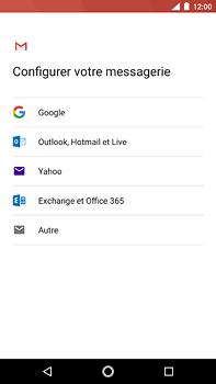Nokia 6 (2018) - E-mail - Configuration manuelle - Étape 8