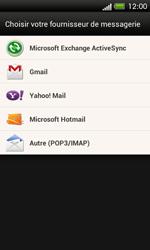 HTC C525u One SV - E-mail - Configuration manuelle - Étape 5